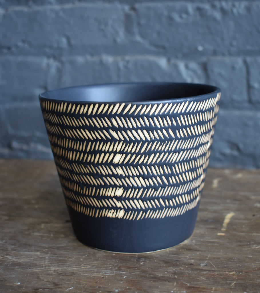 Nubia ceramic pot large