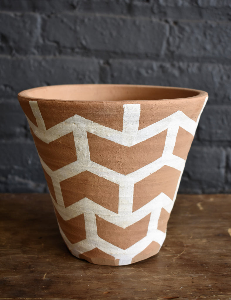 "Accent Decor ""Navajo"" pot cover collection"