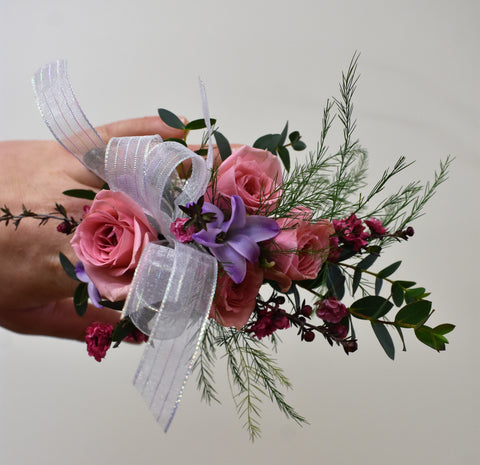 Special corsage for your dance partner