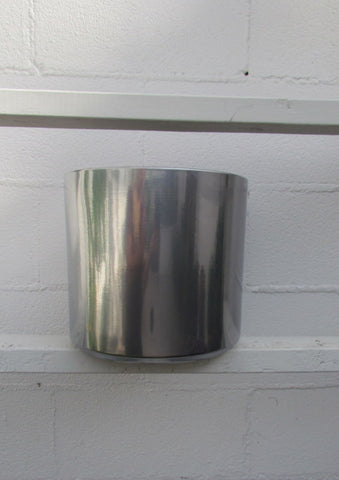 Las Vegas pot cover in silver