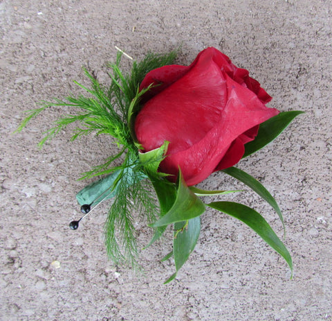 Boutonnieres for your dance partner