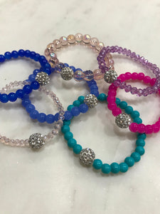 Bracelets for the little ones