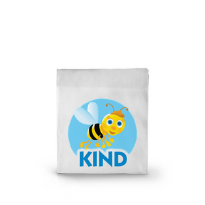 Bee Kind Lunch Bag | Lunch Box for Kids