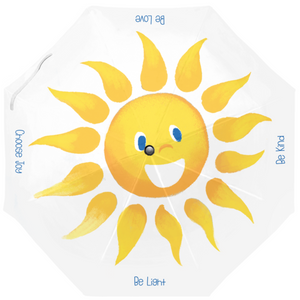 Sun Umbrella | Umbrella for Kids | Positive Message
