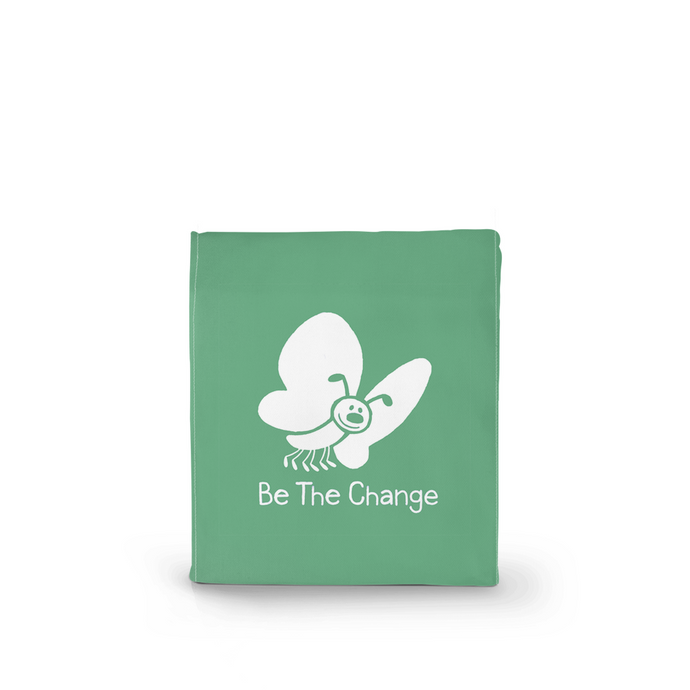 Be the Change Lunch Bag | Lunch Sack for Kids