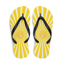 Load image into Gallery viewer, Walk on Sunshine Flip-Flops