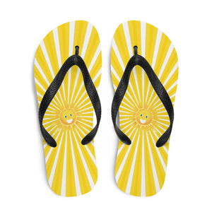 Walk on Sunshine Flip-Flops