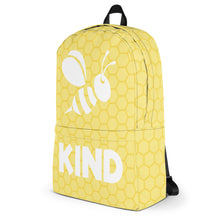 Load image into Gallery viewer, Bee Kind Backpack for Kids