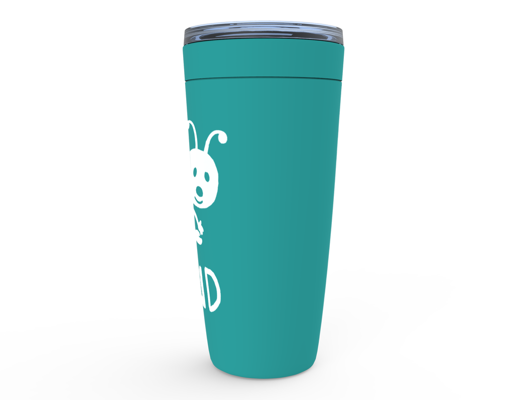 Bee Kind Viking Drink Tumbler | Stainless Steel Water Bottle