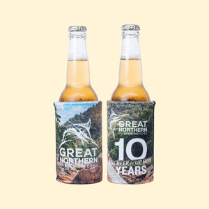 10th Birthday Stubby Holder – Landscape