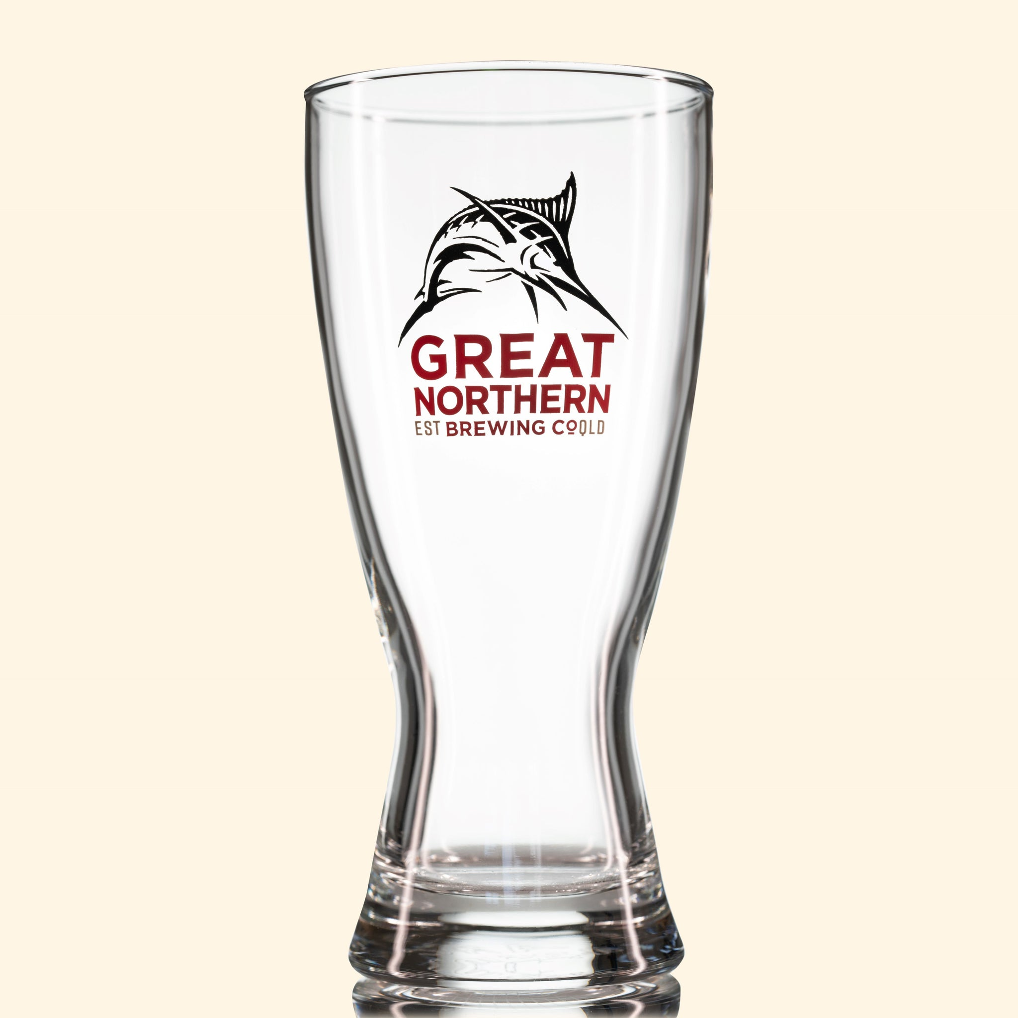 Great Northern Beer Glasses (6 x 425ml)
