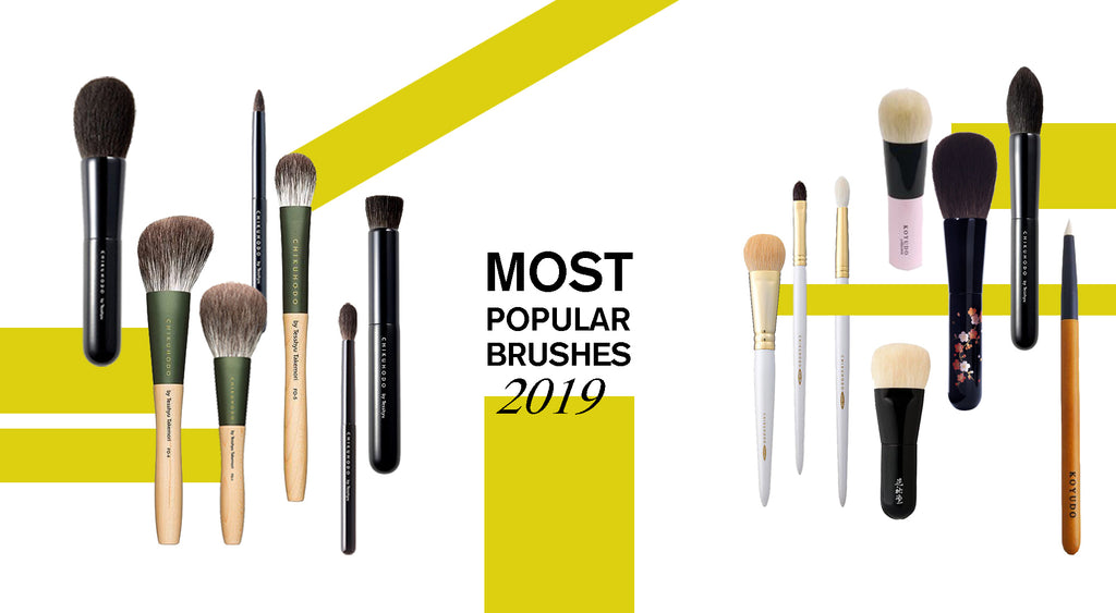 Shop the Most Popular Brushes of 2019