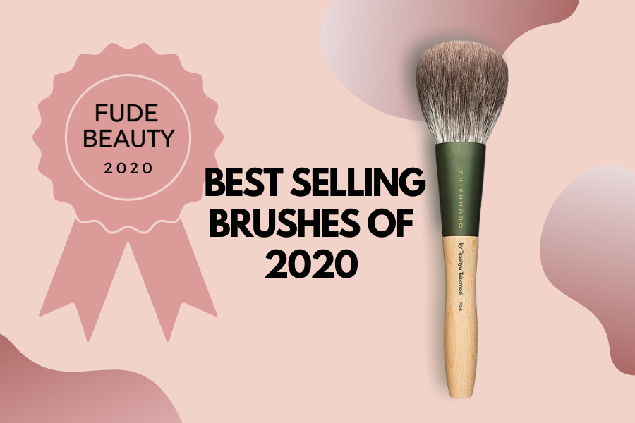 Bestselling Fude Makeup Brushes of 2020