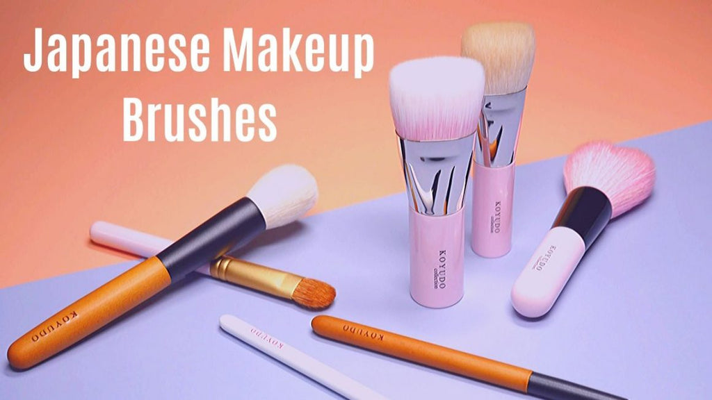Koyudo Brushes Tested and Reviewed, by Jelaine Chua