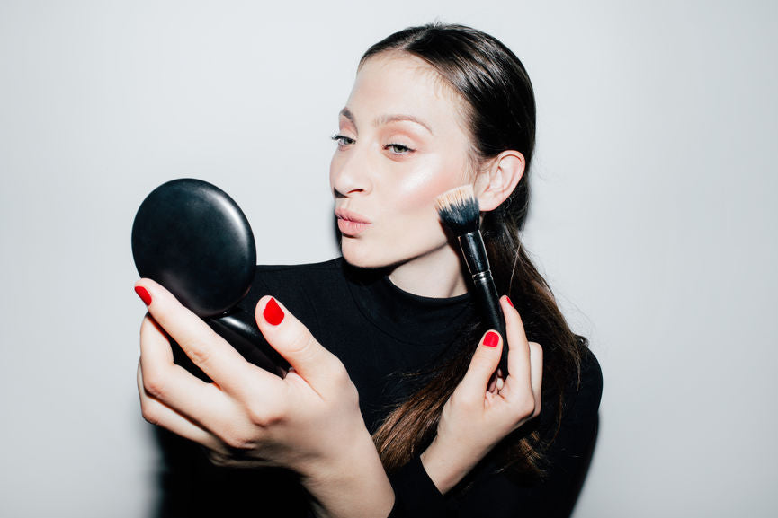 How Cheeky: A Guide to Cheek Makeup & Brushes