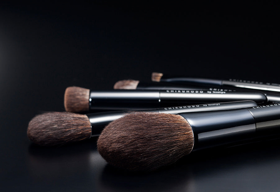 Our 2018 Bestsellers: Japanese Makeup Brushes
