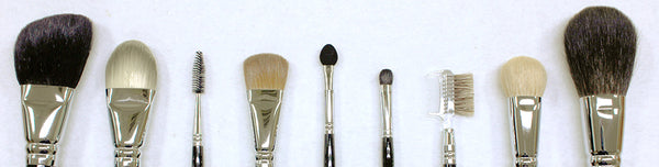 chikuhodo brushes (regular series)