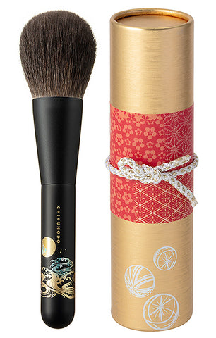 chikuhodo maki-e brush mk-mo powder brush