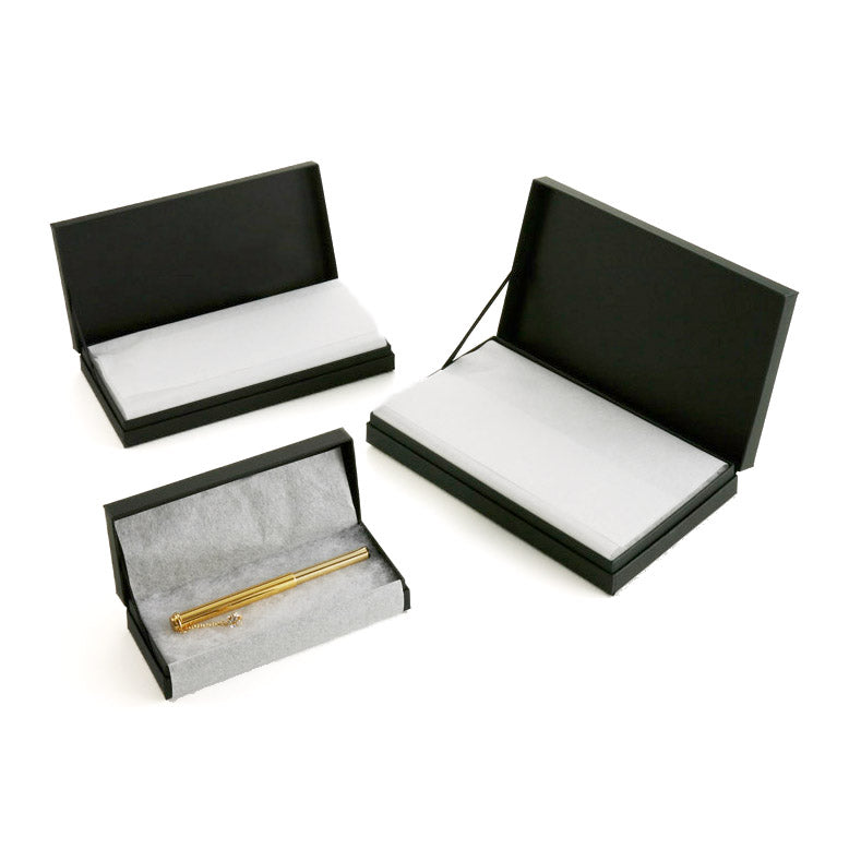 Mizuho Black Storage/Gift box - in 3 sizes