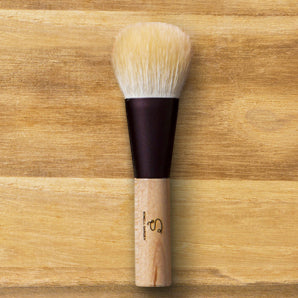Koyudo SOMELL GARDEN ORANGE HARD MAPLE Cheek Brush