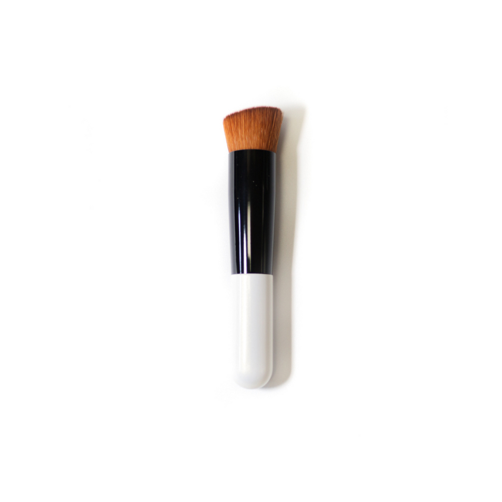 Koyudo PBT Foundation Brush Brush 0-8 (Sample sale)
