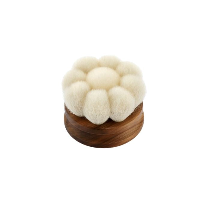 Koyudo Body Brush, Flower Shape