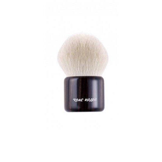 Kyureido Face Powder Brush – White (KN-004), Nagomi Series