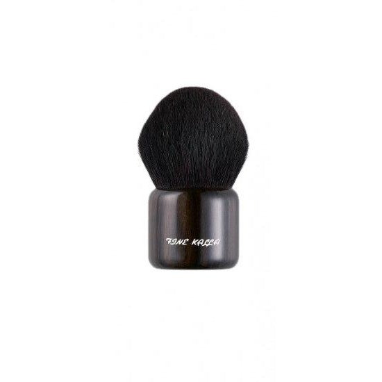 Copy of Kyureido Face Powder Brush – Black (KN-005), Nagomi Series