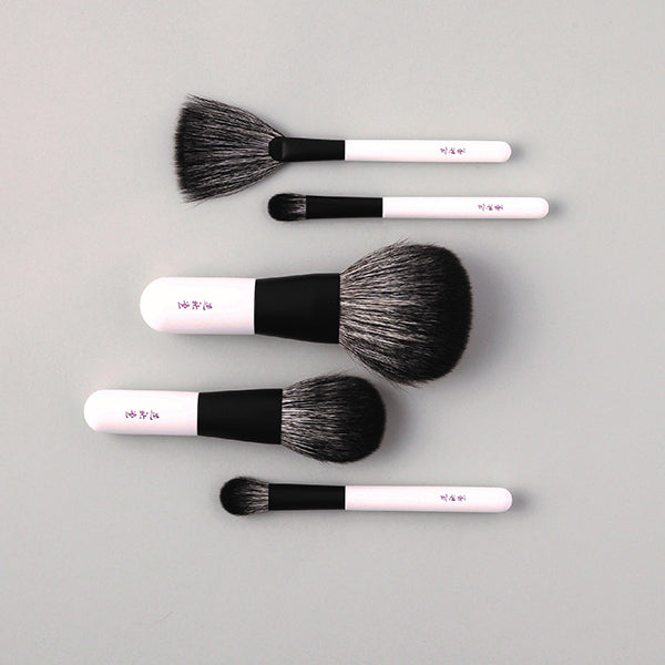 Koyudo Premium Collection, Japanese makeup brushes