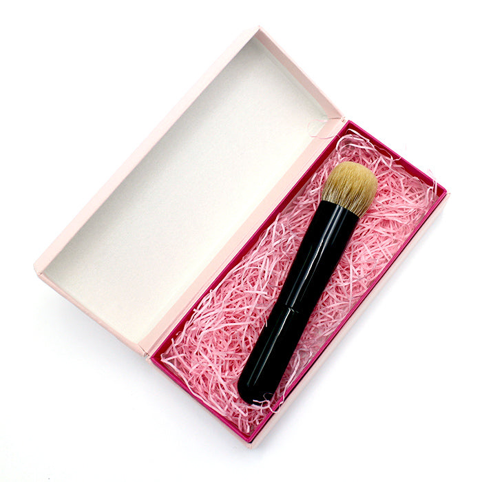 Koyudo Silver Fox Cheek & Highlight Brush, SF003
