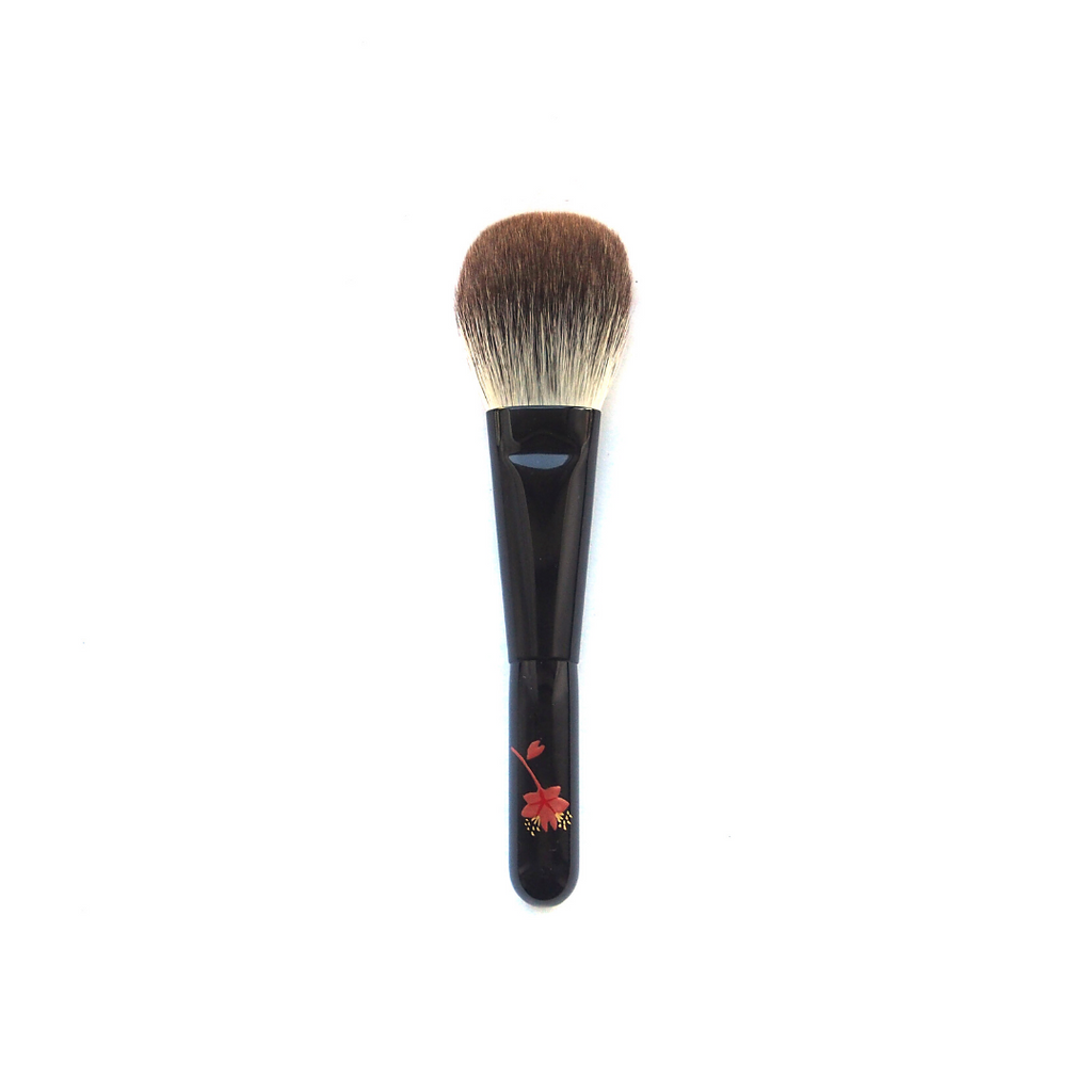 Koyudo Silver Fox Makie Cheek Brush, Sakura Design SF-CCB (Limited)