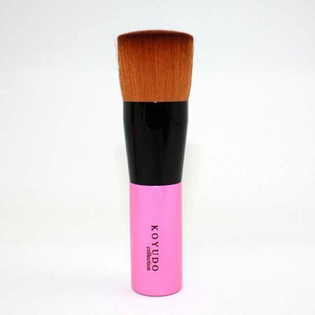 Koyudo fu-pa03 Mineral Foundation Brush, fu-pa Series Pink