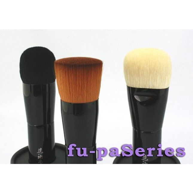 Koyudo fu-pa03 Mineral Foundation Brush, fu-pa Series Black-Fude Beauty