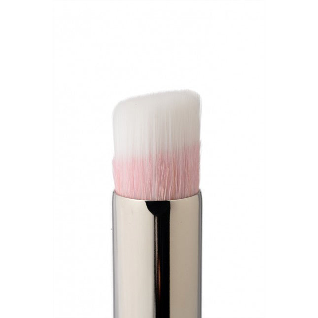 Koyudo fu-pa-11-p Concealer & Highlighting Brush (Pink)-Fude Beauty