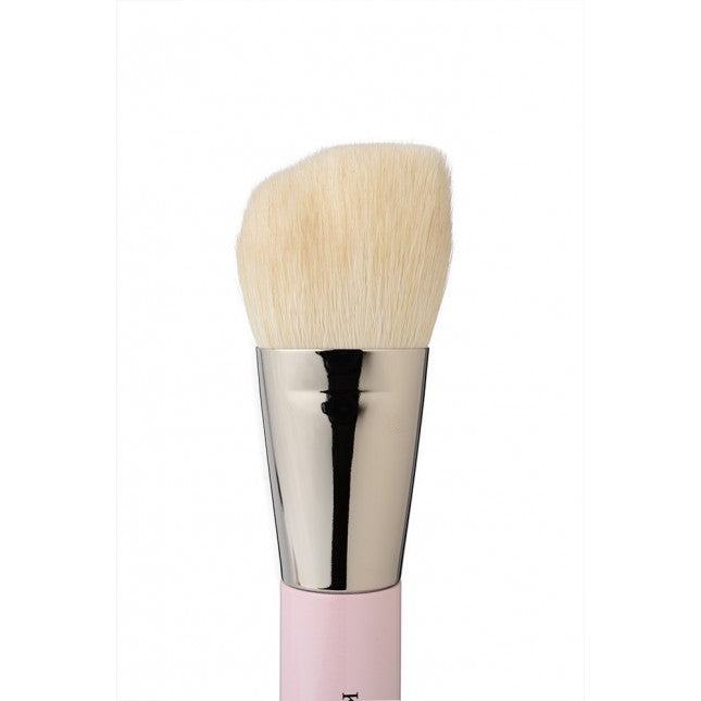 Koyudo fu-pa13-p Small Liquid Foundation Brush, fu-pa Series pink (S)