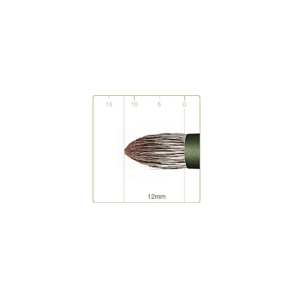 Chikuhodo FO-7 Eyeshadow Brush-Fude Beauty