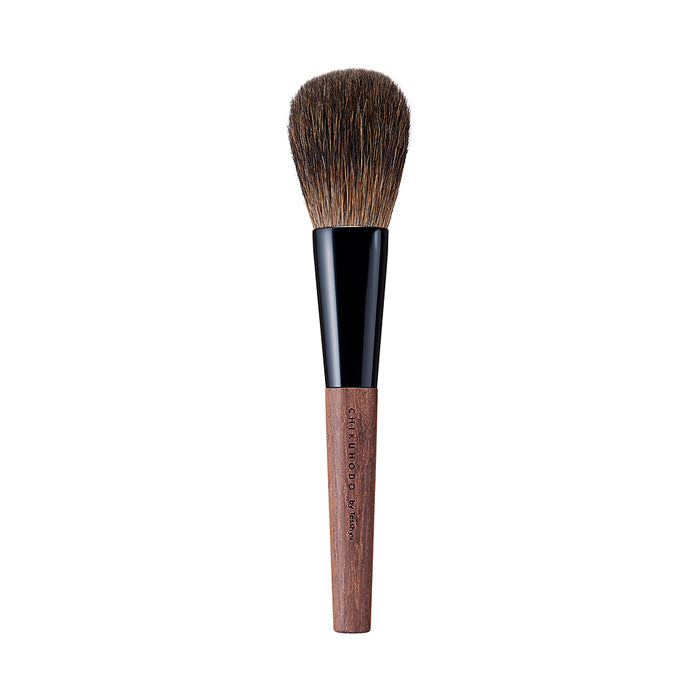 "Chikuhodo Kazan Cheek Brush (KZ-2), Homare ""Honor"" Series-Fude Beauty"