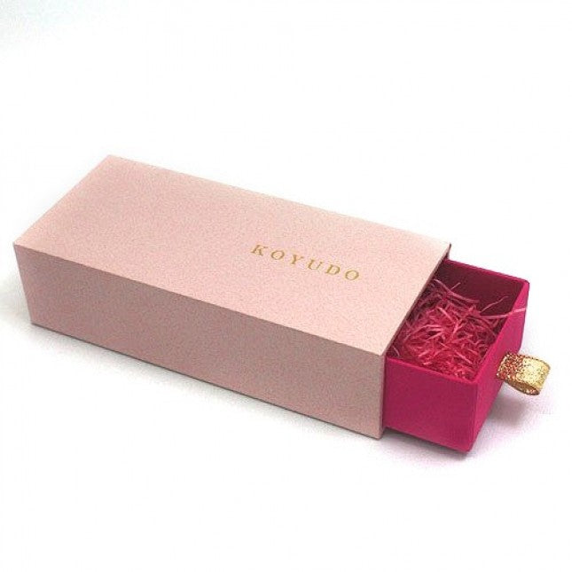 Koyudo Makeup Brush Gift Box (Pink)