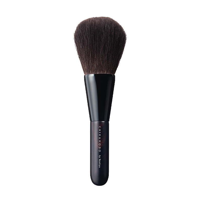 Chikuhodo P-8 Powder Brush, Premium Series-Fude Beauty