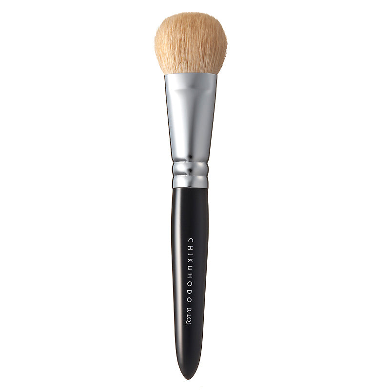 Chikuhodo Liquid Brush, Regular Series (R-LQ1 Black, RR-LQ1 Red)-Fude Beauty