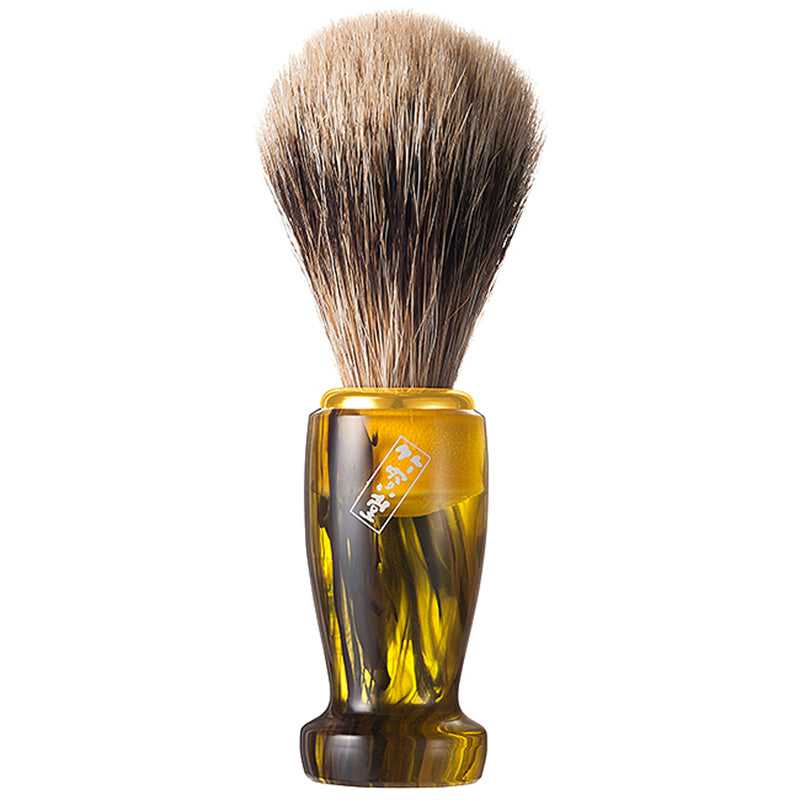Chikuhodo Mens: SH-1 Shaving Brush (Medium)-Fude Beauty