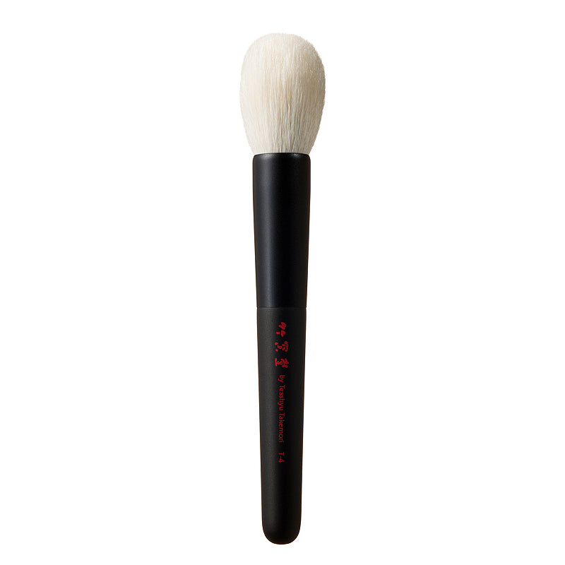 Chikuhodo T-4 Cheek Brush, Takumi Series