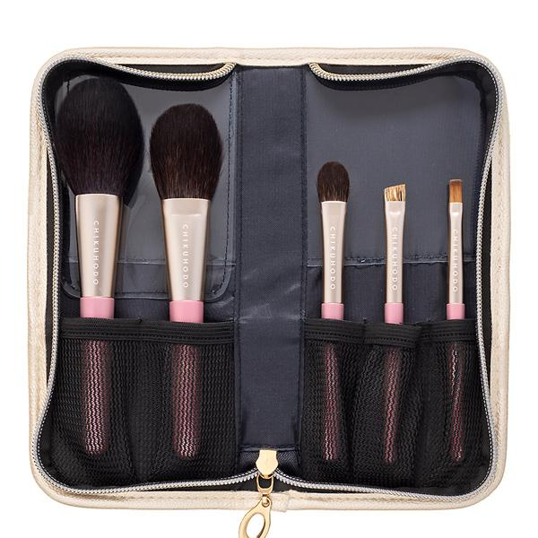 Chikuhodo Makeup Brush Set 2020 Limited Edition Bijou