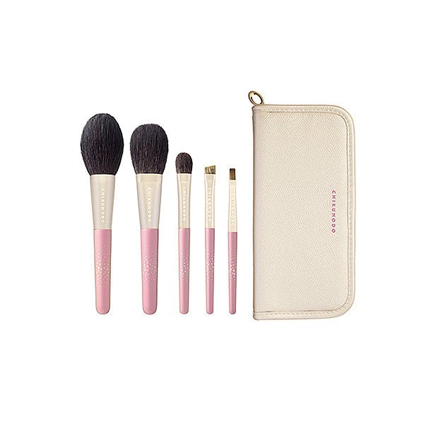 Chikuhodo Collection 2020 'BIJOU' Makeup Brush Set (LIMITED)