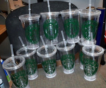 Starbucks 16 ounce acrylic cups - Acrylic Cups with Lids- Bridal Party Gifts
