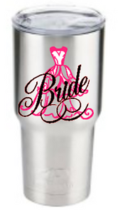 Ozark 20 oz. Stainless Steel Personalized Tumblers