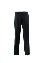 Load image into Gallery viewer, Men's Suit Pant (BLACK)