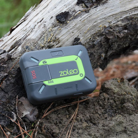 Ski Backcountry with the Zoleo Satellite Communicator