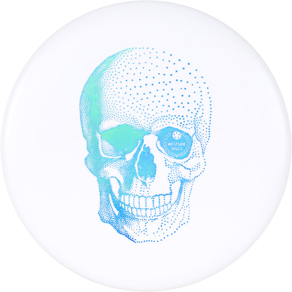 BT Medium Shield - Happy Skull