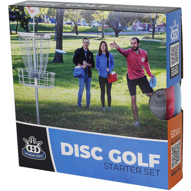 Dynamic Discs Prime Burst Disc Golf Starter Set